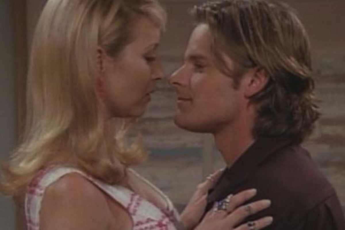 "Steve Zahn. Interpretó a ""Duncan"", el primer esposo de ""Phoebe"" Foto:Warner. Imagen Por:"