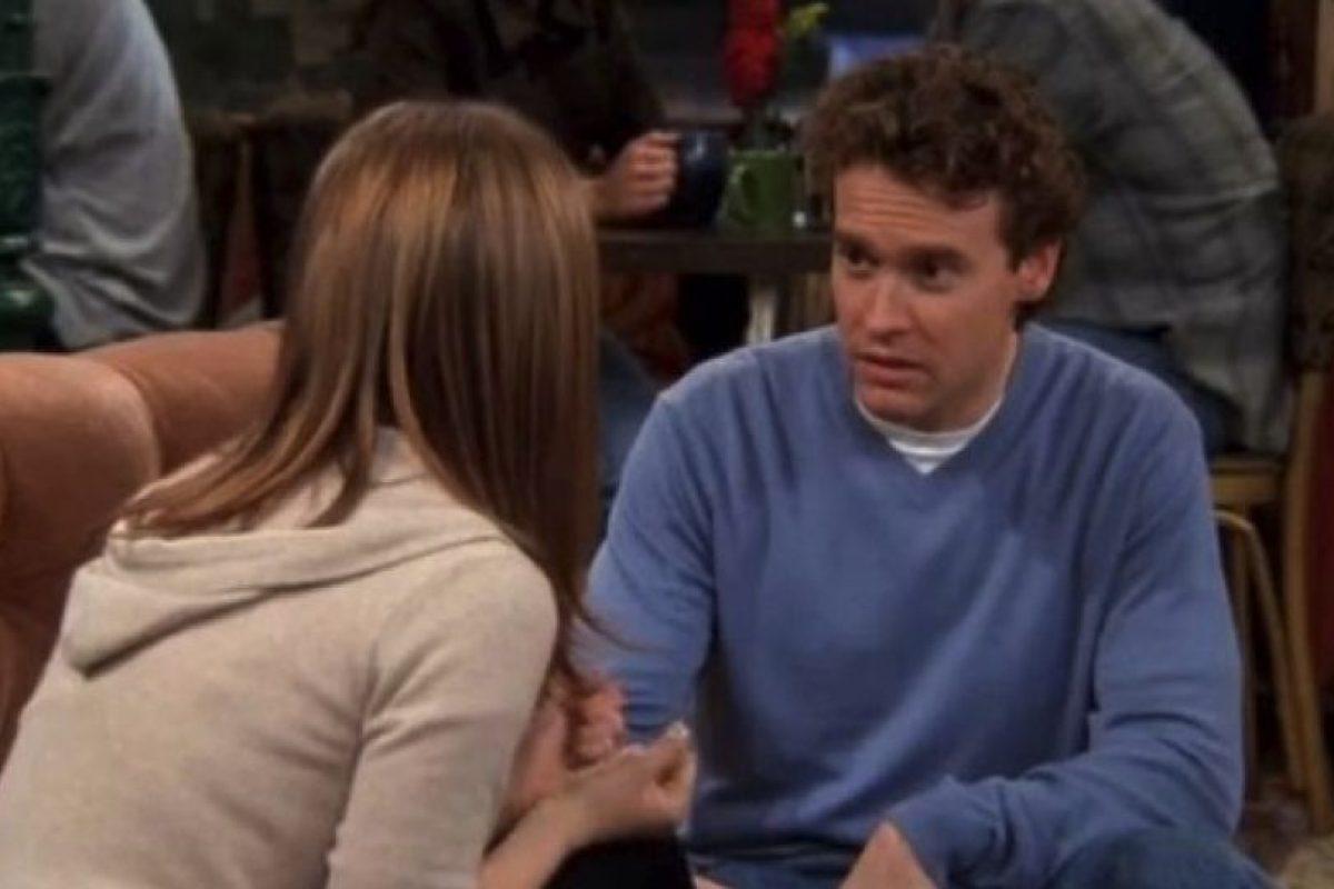 """Tate Donovan. Interpretó a """"Joshua"""", el cliente divorciado que enloqueció a """"Rachel"""" Foto:Warner. Imagen Por:"""