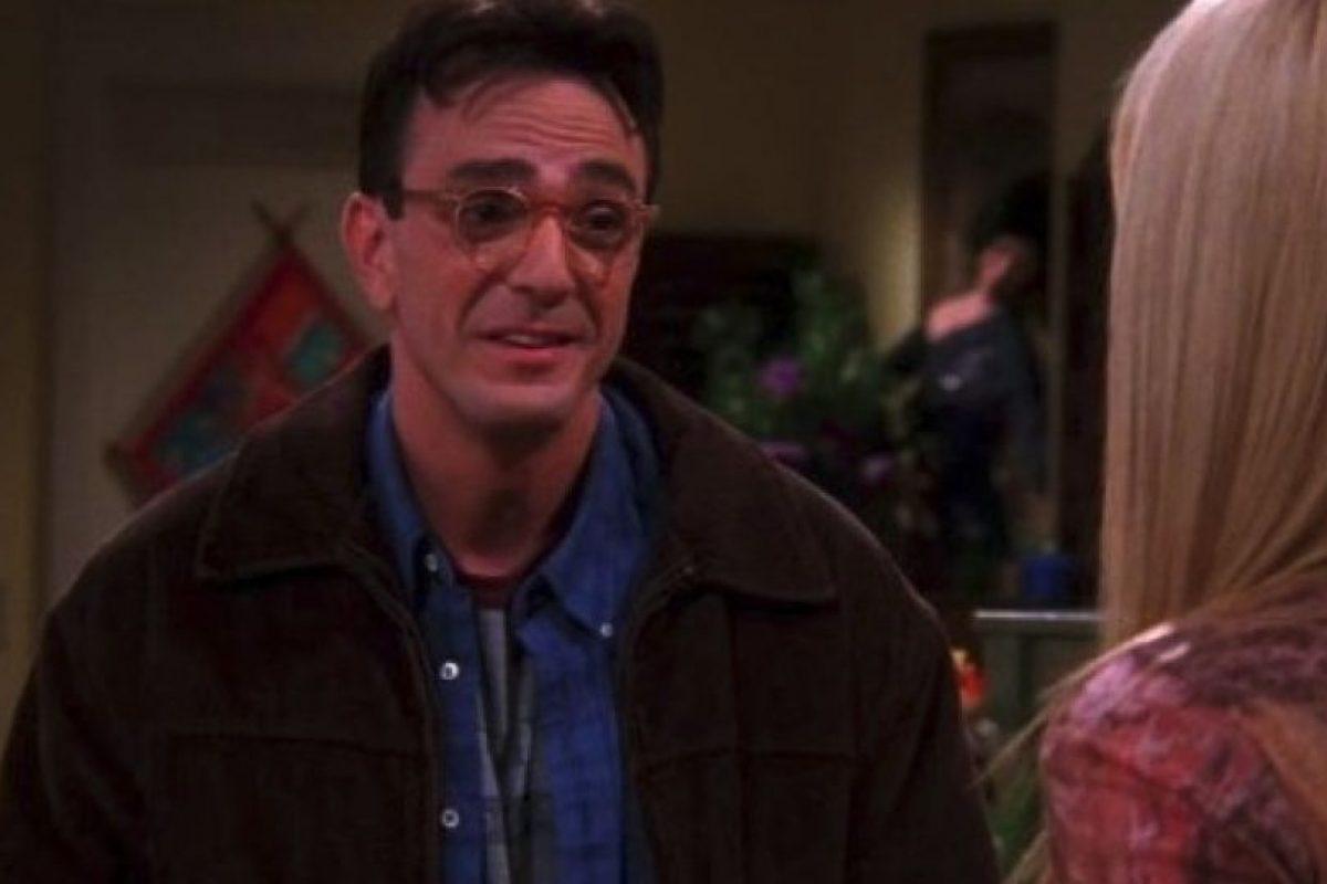 """Hank Azaria. Interpretó a """"David"""", el científico que se enamoró de """"Phoebe"""" Foto:Vía instagram.com/hankazaria. Imagen Por:"""