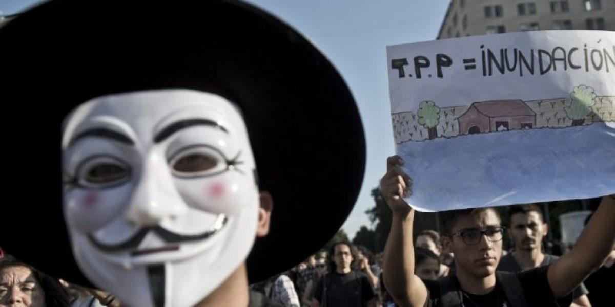 Ciudadanos reaccionan a la firma del TPP