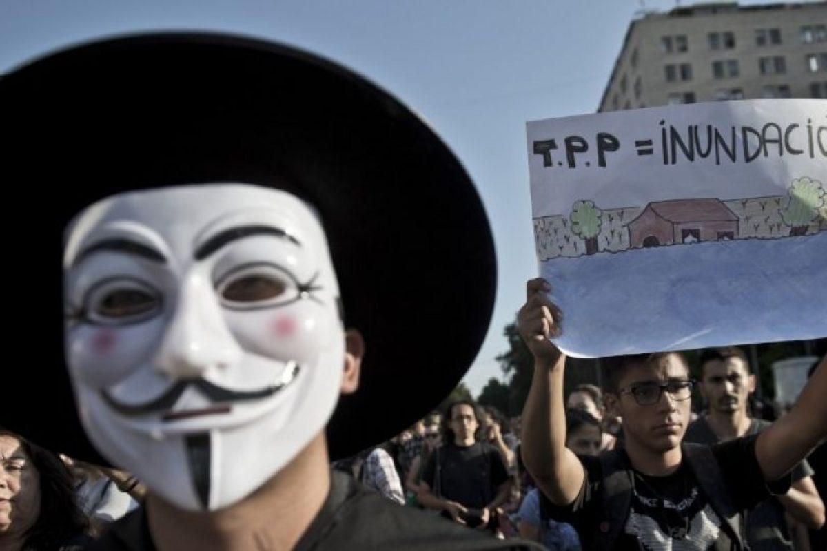 Tratado de Asociación Transpacífico (TPP) Foto:AFP. Imagen Por: