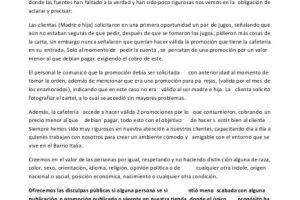 """Comunicado oficial de """"ArteSano"""" Foto:ArteSano. Imagen Por:"""