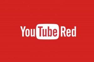 YouTube Red ya está disponible en los Estados Unidos. Foto:Vía YouTube. Imagen Por: