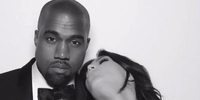 Fotos: Grafitean la casa de Kim Kardashian y Kanye West