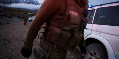 Reconstituyen escena en caso de asesinato de dos carabineros en el norte del país