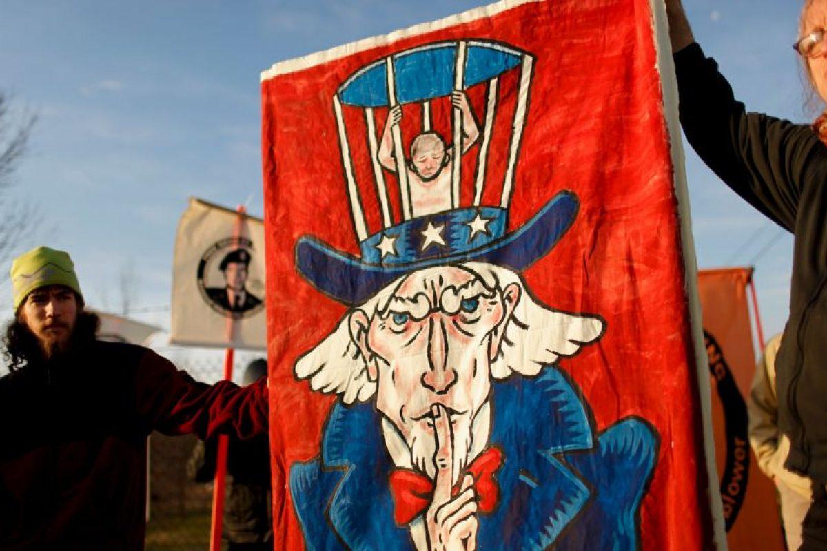 Principalmente de aquellos que considera totalitarios. Foto:Getty Images. Imagen Por:
