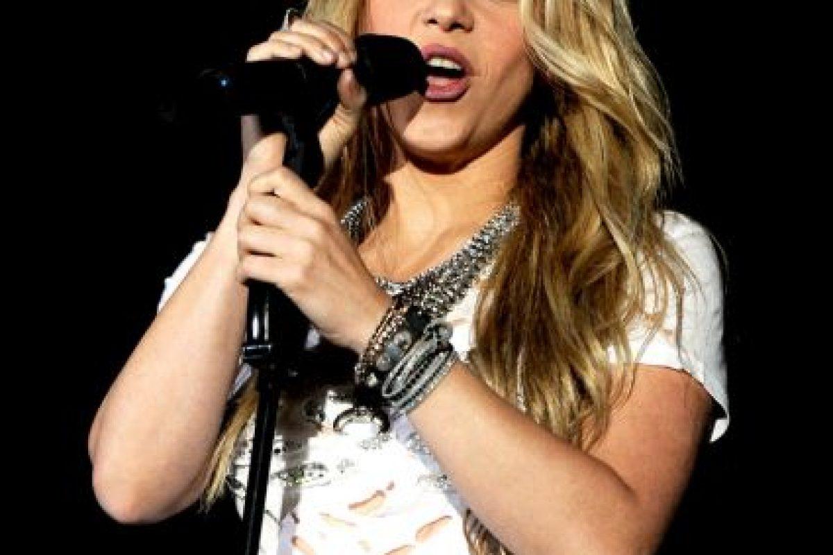 Shakira Foto:Getty Images. Imagen Por: