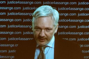 Su creador es Julian Assange Foto:Getty Images. Imagen Por: