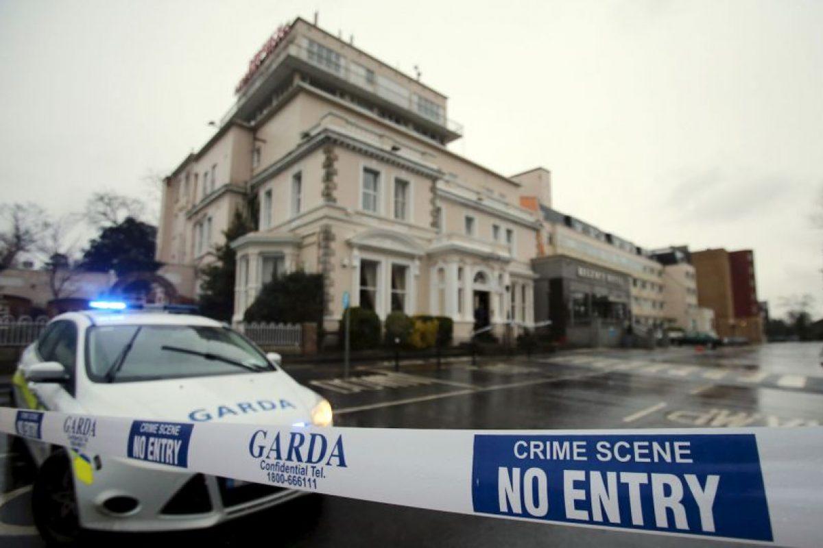 Autoridades se presentaron en la escena del crimen. Foto:AP. Imagen Por: