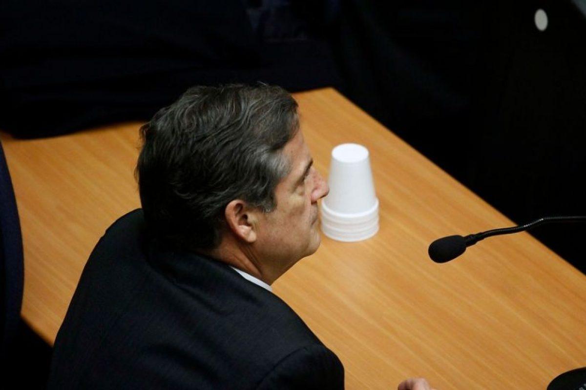 Patricio Contesse, ex gerente de SQM Foto:Agencia UNO. Imagen Por:
