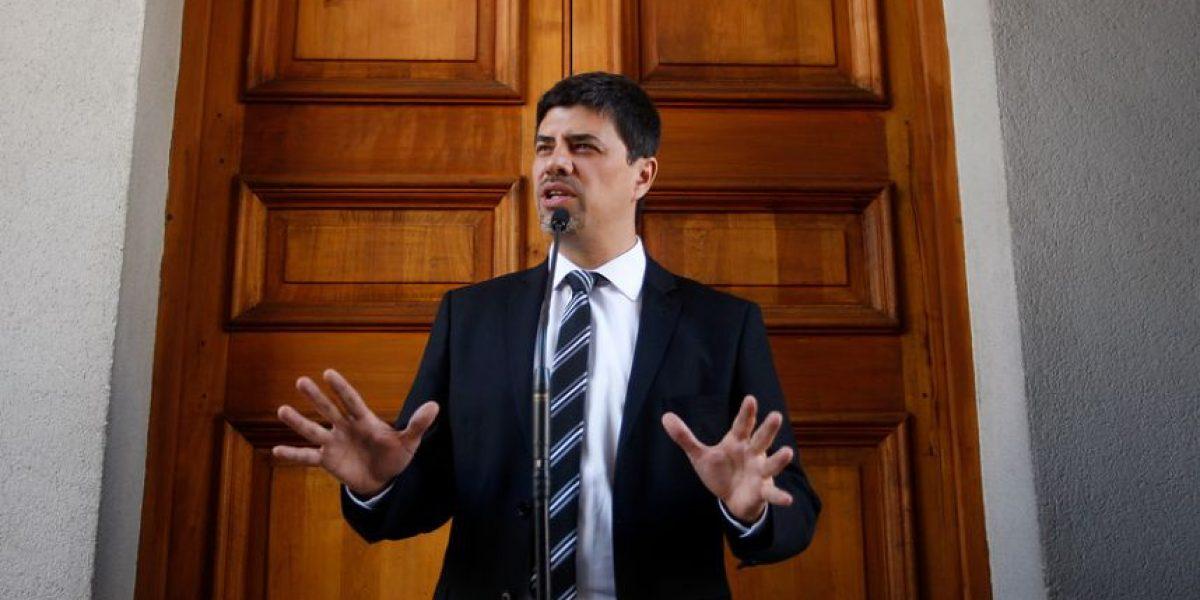 Ministro Díaz recordó que como diputado demostró aprensiones con el TPP