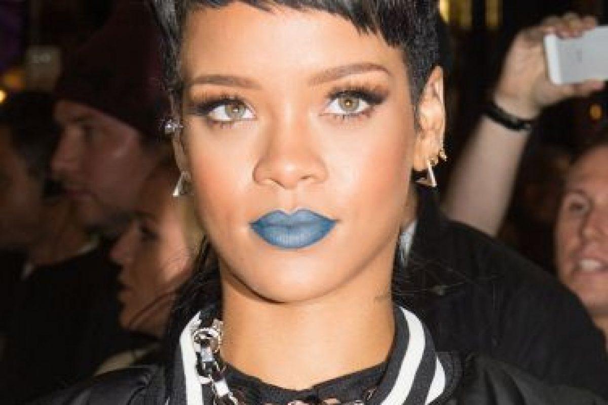 """Rihanna se encuentra en plena promoción de su nuevo álbum titulado """"Anti"""". Foto:Getty Images. Imagen Por:"""