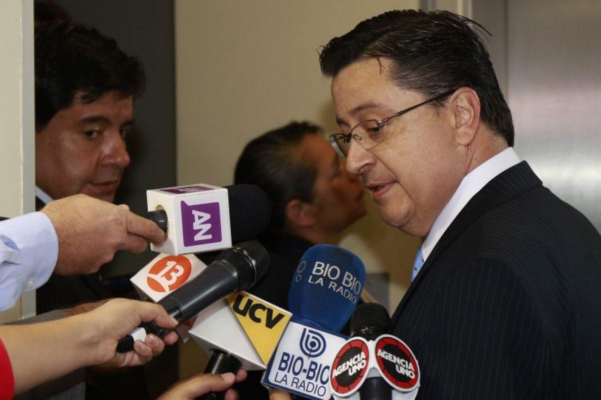 El fiscal Luis Toledo. Foto:Agencia Uno. Imagen Por:
