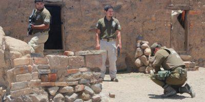 Ciudadano boliviano se negó a colaborar en reconstitución de homicidios de 2 carabineros