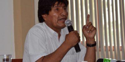 Bolivia: Evo Morales anunció la creación de empresa estatal de transportes