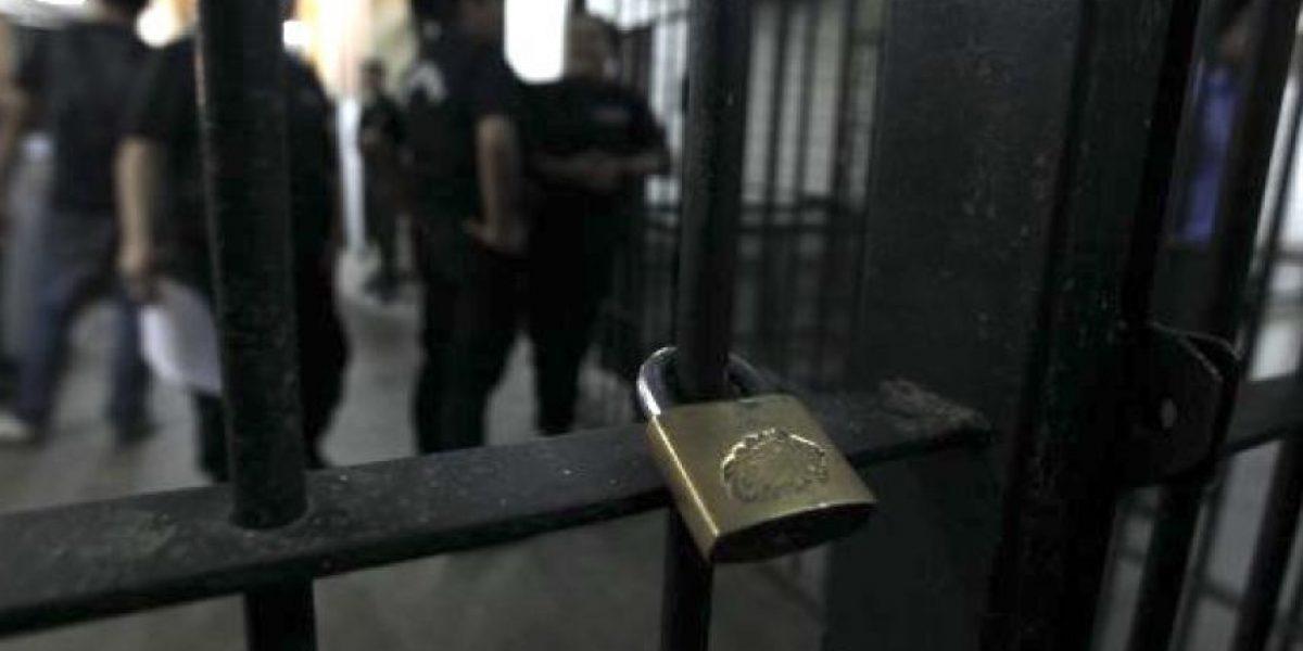 Concepción: Reo intentó fugarse de la cárcel