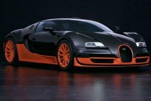 2- Bugatti Veyron Super Sport. Foto:Vía bugatti.com. Imagen Por: