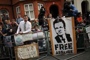 La organización señala de ilegal la detención por parte de Suecia. Foto:Getty Images. Imagen Por: