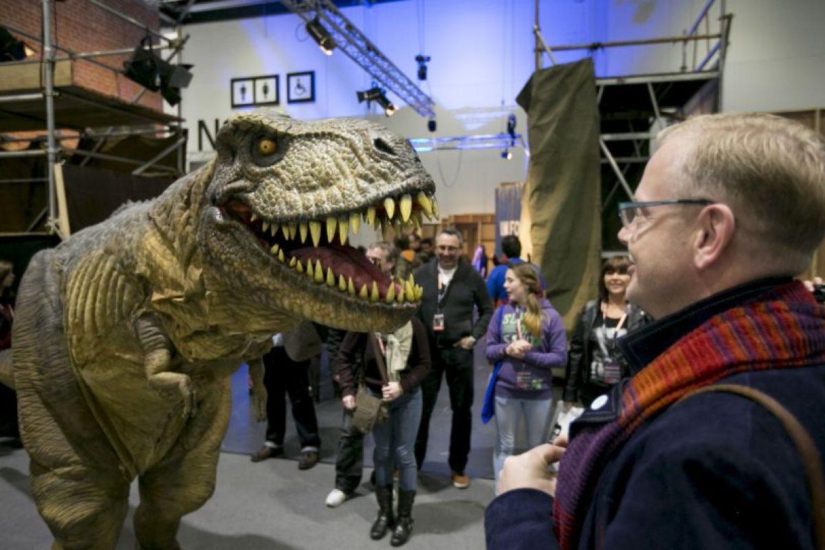 También se cree que entre sus presas se encontraban los Triceratops y Edmontosaurus. Foto:Getty Images. Imagen Por: