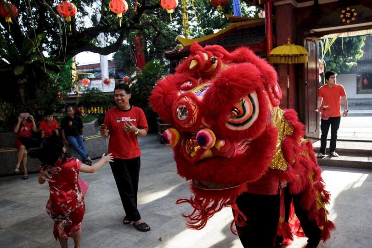 5. El dragón Foto:Getty Images. Imagen Por:
