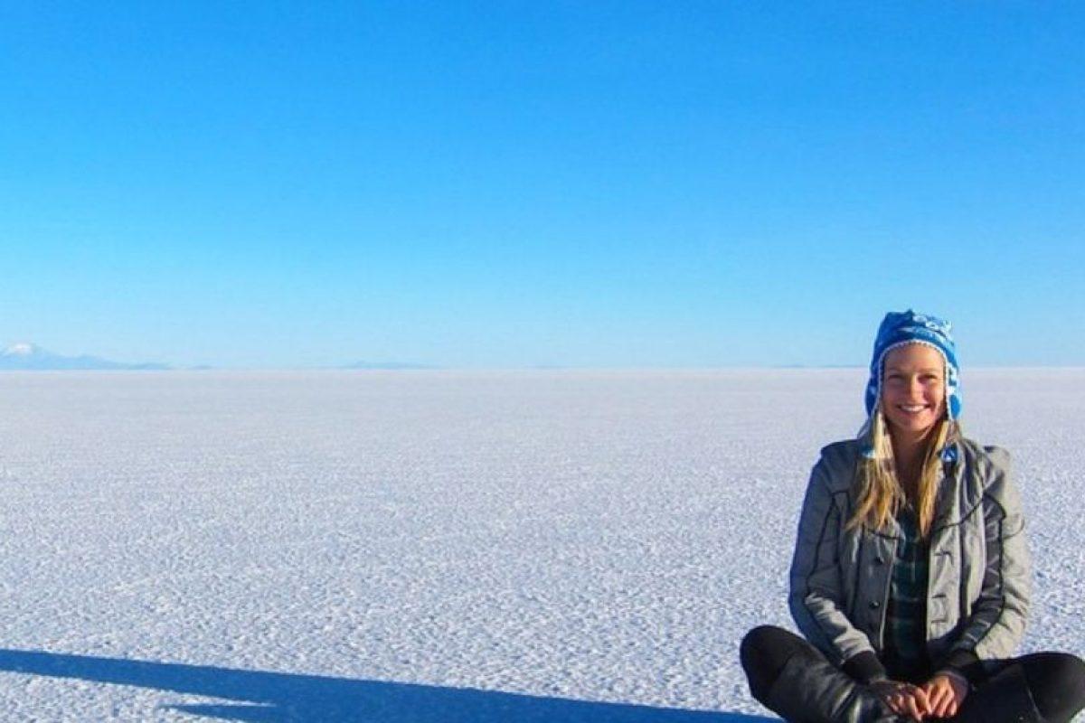 Bolivia Foto:Vía Instagram.com/theblondeabroad. Imagen Por: