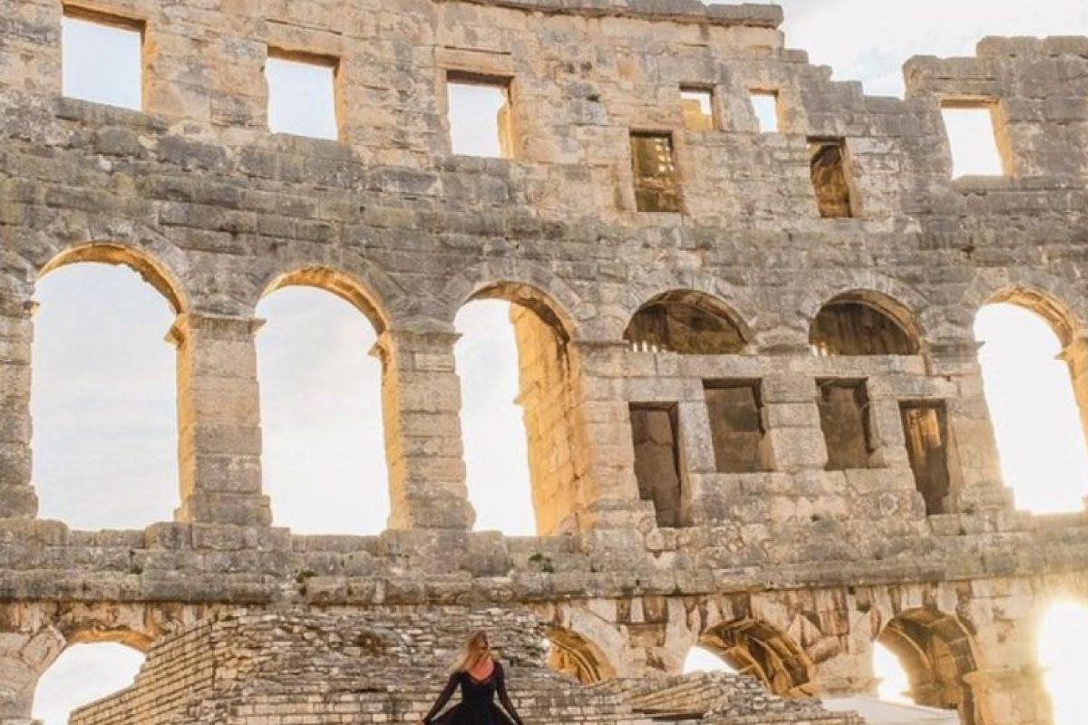 Croacia Foto:Vía Instagram.com/theblondeabroad. Imagen Por: