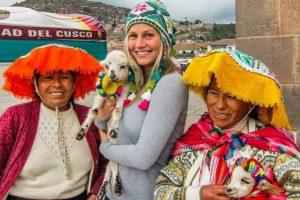 Perú Foto:Vía Instagram.com/theblondeabroad. Imagen Por: