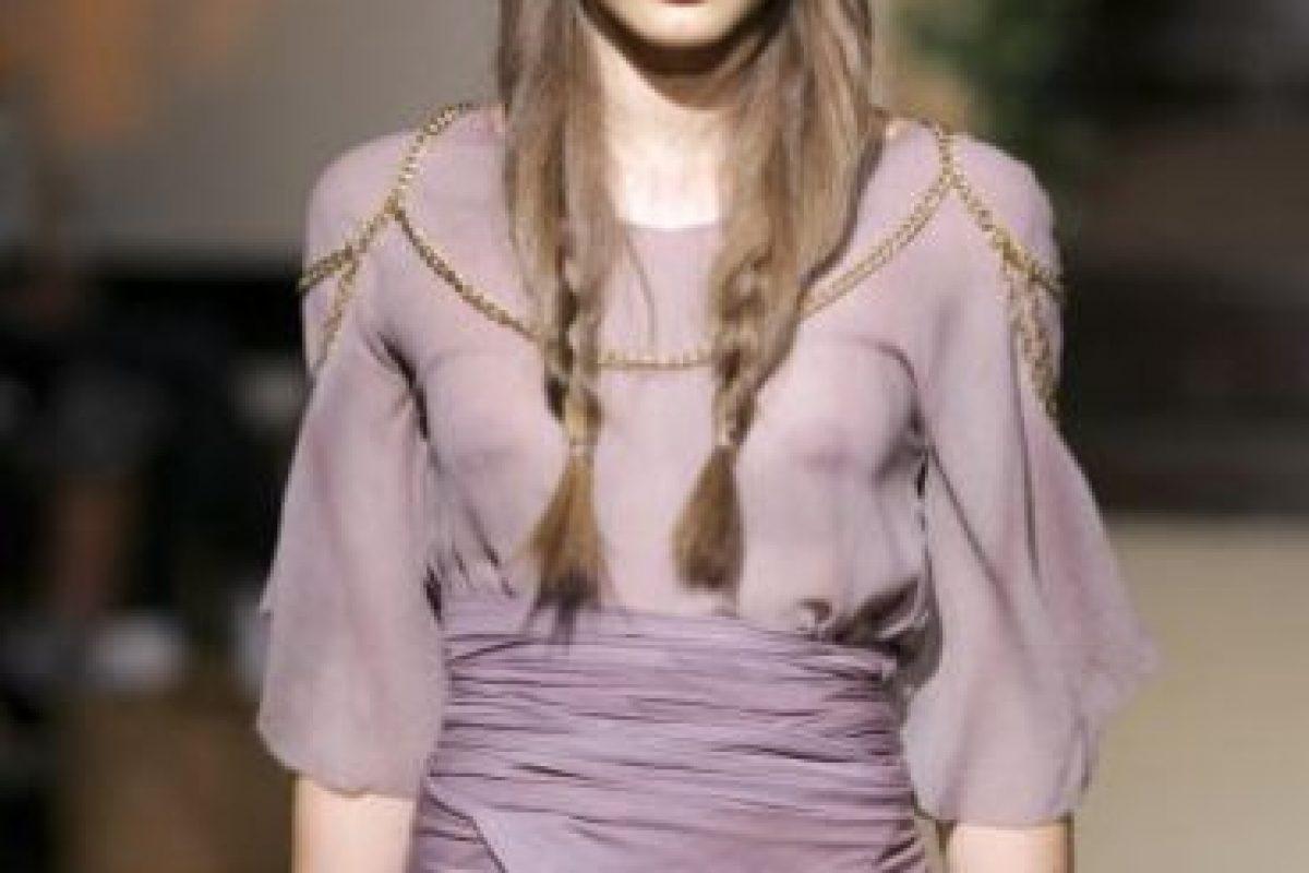 Lo tenía todo: era exitosa modelo en Nueva York. Foto:vía Getty Images. Imagen Por: