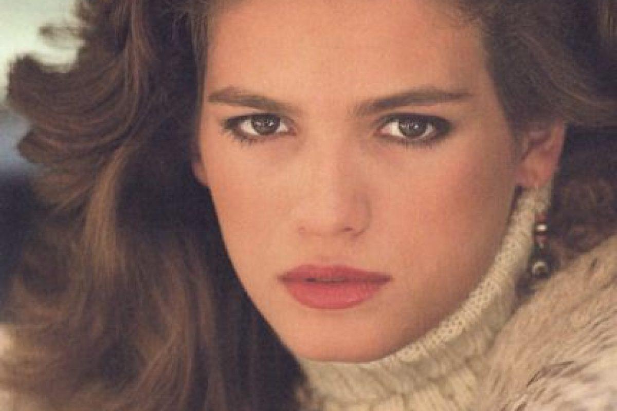Gia Carangi fue la primera gran supermodelo de los 80. Foto:vía Getty Images. Imagen Por: