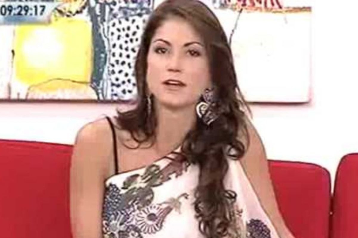 También había roto recientemente con su segundo marido. Foto:vía Canal Caracol. Imagen Por: