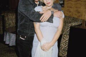 Michael Huchtence murió ahorcándose con su propio cinturón. Su viuda, Paula Yates, de una sobredosis de drogas. Foto:vía Getty Images. Imagen Por: