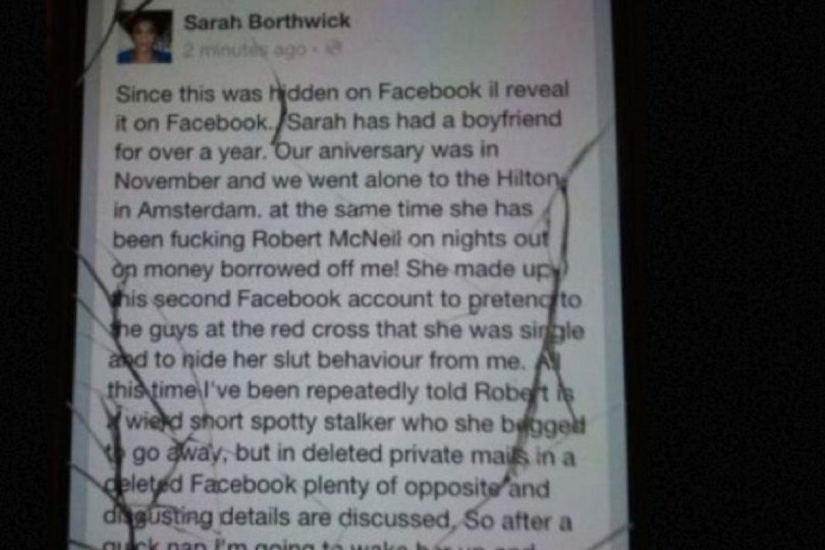 El que hackeó y lo contó todo. Foto:vía Twitter. Imagen Por: