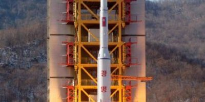 Cancillería chilena condena lanzamiento de cohete de Corea del Norte