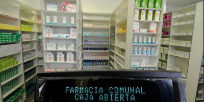 Huechuraba: farmacia popular abrirá sus puertas este martes
