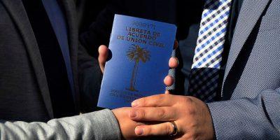 Acuerdo de Unión Civil: 23 parejas se han separado a 3 meses de su aprobación