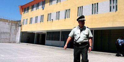 Reo intentó escapar de la cárcel en Concepción, pero le faltó cuerda