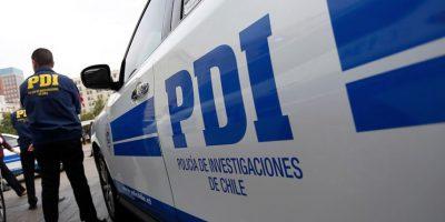 La Cisterna: funcionarios de la PDI sufrieron portonazo
