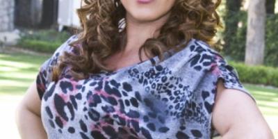 """Fotos: Así se ve Alicia Machado 20 años después de ser """"Miss Universo"""""""