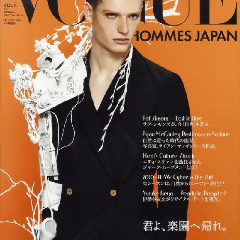 . Imagen Por: vía Vogue Japón