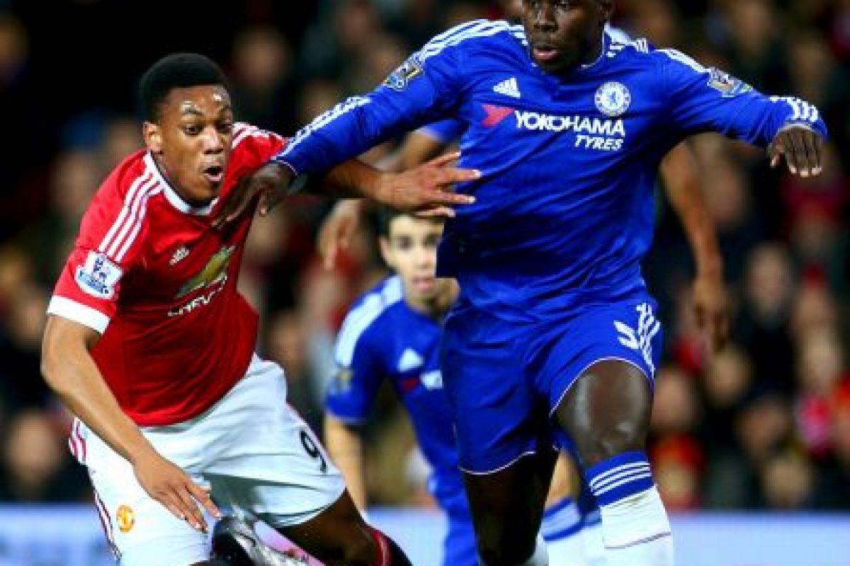 En tanto, Chelsea y Manchester United empataron 1-1. Foto:Getty Images. Imagen Por: