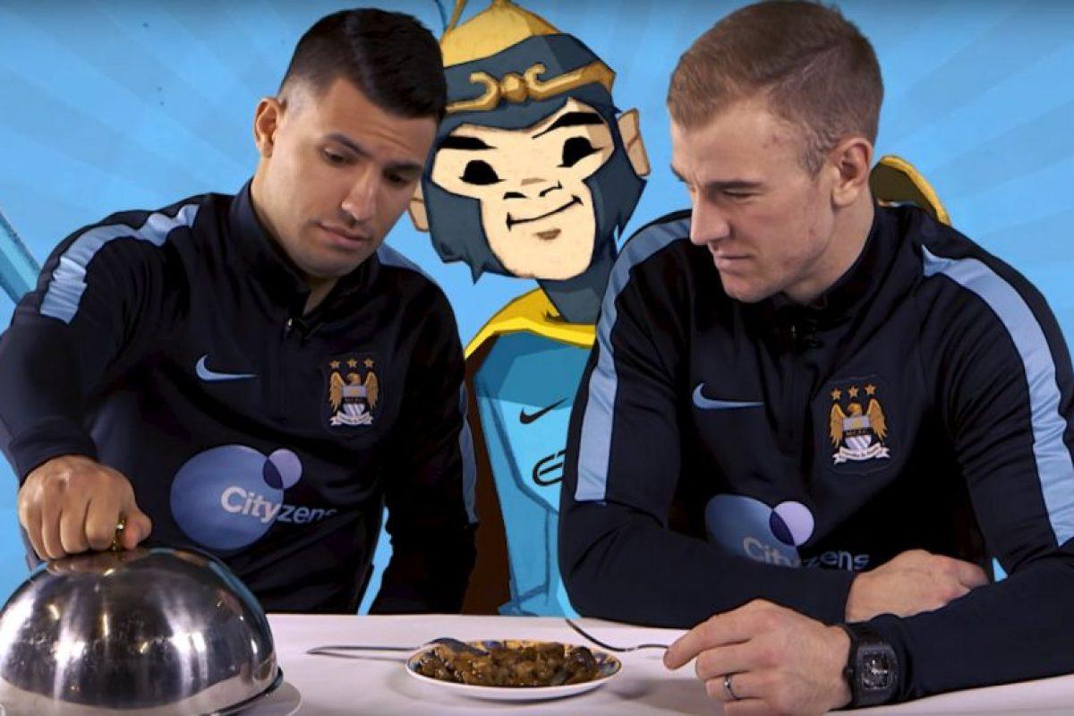 Manchester City celebró el año nuevo chino con un video divertido. Foto:YouTube Manchester City FC. Imagen Por: