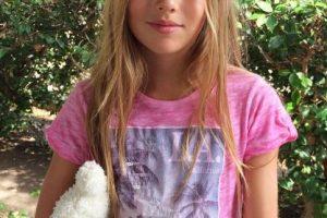 Tiene nueve años. Foto:vía Facebook/Kristina Pimenova. Imagen Por: