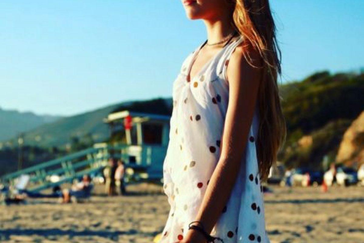 Se llama Kristina Pimenova. Foto:vía Facebook/Kristina Pimenova. Imagen Por: