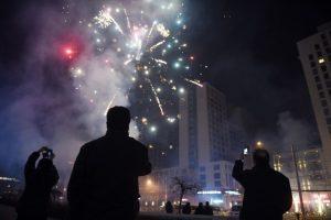 Debido a que esta festividad es tradiconal, en cualquier país donde haya inmigrantes chinos, se pueden ver festejos. Foto:AFP. Imagen Por:
