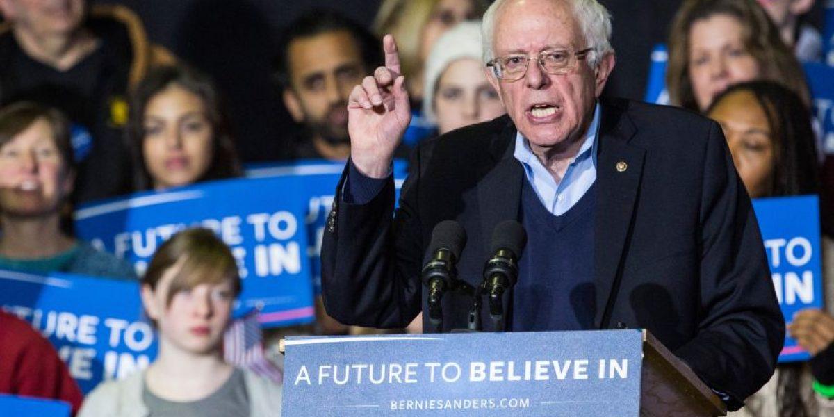 Donald Trump y Bernie Sanders, favoritos en New Hampshire