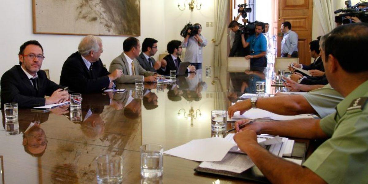 Ministro Burgos y ataques en Bío Bío: