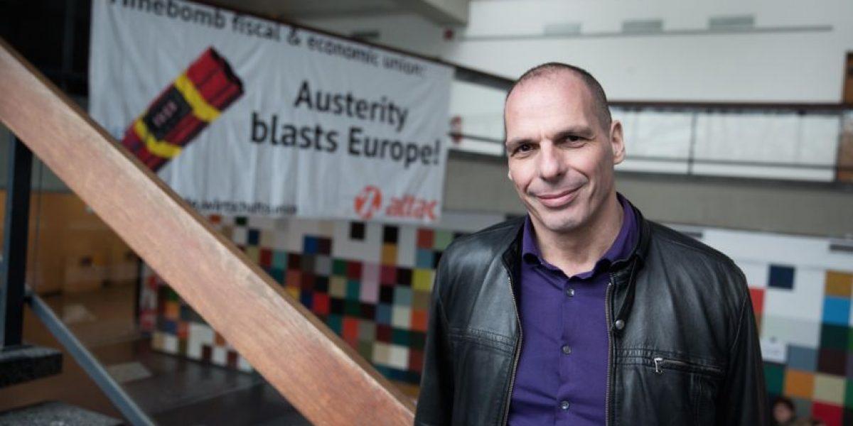 Ex ministro griego presentará proyecto para refundar la UE