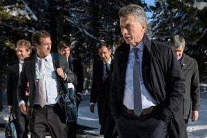 Mauricio Macri, presidente de Argentina desde diciembre pasado. Foto:AFP. Imagen Por: