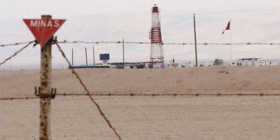 Ciudadano peruano muere tras pisar una mina antipersonal al intentar ingresar a Chile