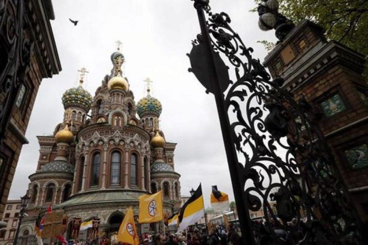 San Petersburgo, Rusia. Foto:AFP. Imagen Por: